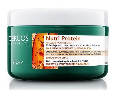Vichy (l oreal Italia) Dercos Nutrients Maschera Nutri Protein 250 Ml