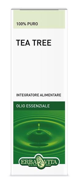 Erba Vita Group Tea Tree Oil Olio Essenziale 10 Ml