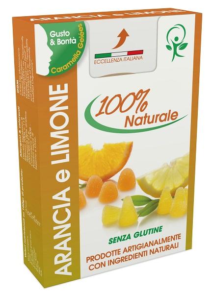 Si.va Group Gelees Arancio & Limone Caramelle 35 G