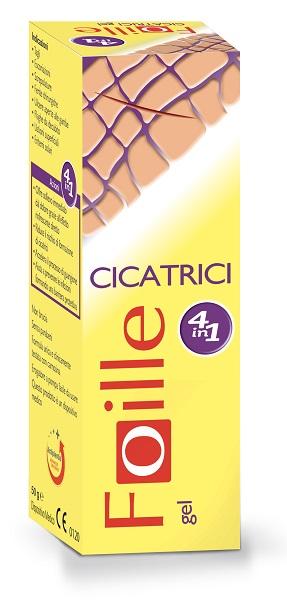 Vemedia Pharma Foille Cicatrici Gel 4 In 1 50 G