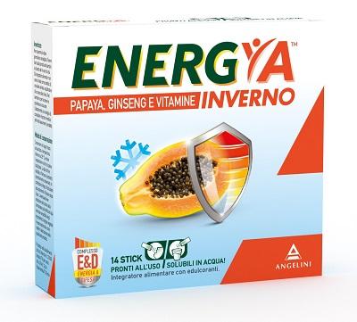 Energya Inverno 14 Buste Angelini