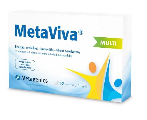 Metagenics Metaviva Multi 30 Compresse