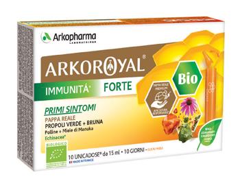 Arkofarm Arkoroyal Immunita' Forte Bio 10 Fiale