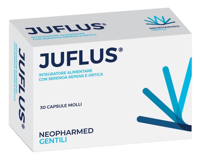 Neopharmed Gentili Juflus 30 Capsule Molli 685 Mg