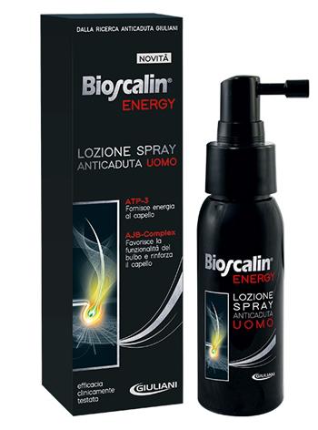 Giuliani Bioscalin Energy Lozione Spray Prezzo Speciale Sfuso