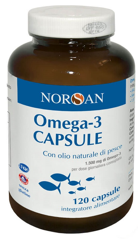 Norsan Omega 3 120 Capsule