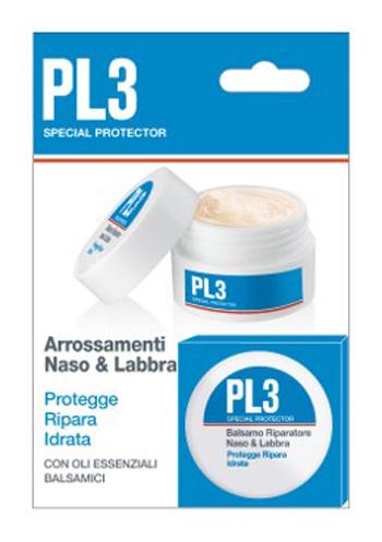 Pl3 Balsamo Riparatore Naso/labbra Con Astuccio 7 G