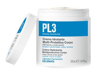 Pl3 Crema Idratante Multiprotettiva Corpo 500 Ml