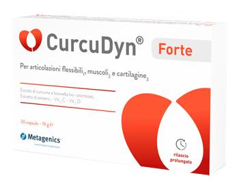 Metagenics Curcudyn Forte 30 Capsule