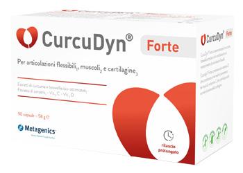 Metagenics Curcudyn Forte con curcuma boswellia e zenzero 90 Capsule