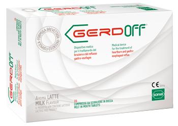 Sofar Gerdoff Gusto Latte 20 Compresse