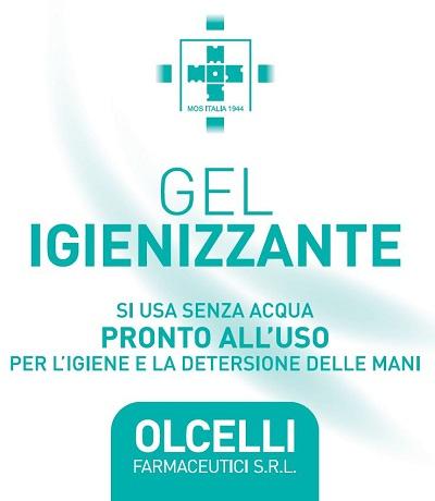 Olcelli Farmaceutici Gel Igienizzante Alcoolico Mani 80 Ml