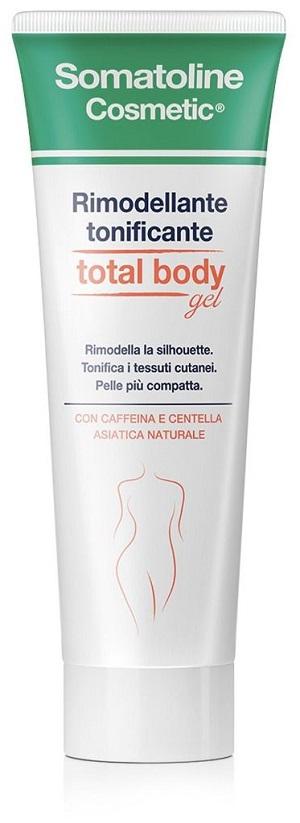 Somatoline Cosmetic Rimodellante Totale Body Gel 250 Ml