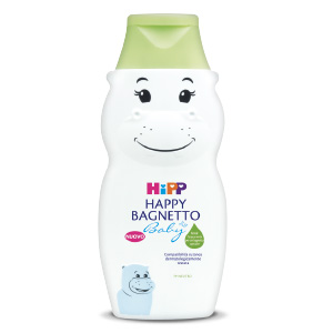 Hipp Happy Bagnetto Ippopotamo 300 Ml