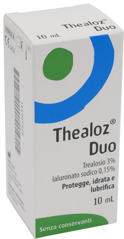 Gmm Farma Soluzione Oculare Thealoz Duo 10 Ml
