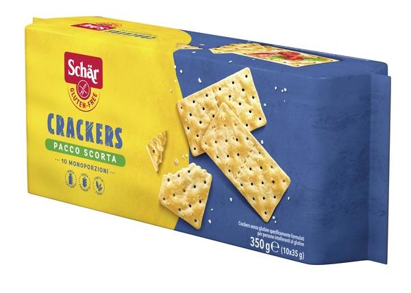 Dr.schar Schar Crackers 10 X 35 G