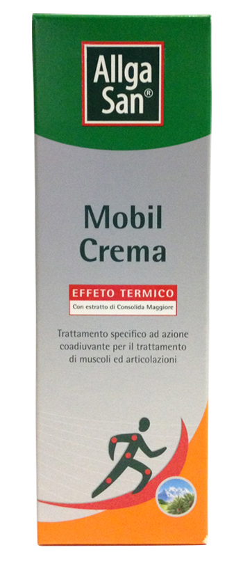 Naturwaren Italia Allga Mobil Creme 50 Ml