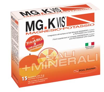 Pool Pharma Mgk Vis Orange 15 Bustine