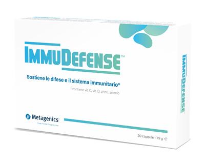 Metagenics Belgium Bvba Immudefense 30 Capsule con quercetina