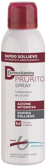 Dermovitamina Prurito Spray Bomboletta 100 Ml