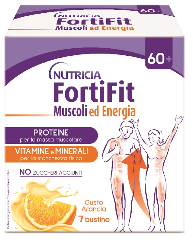 Fortifit Muscoli Ed Energia 142 10 G