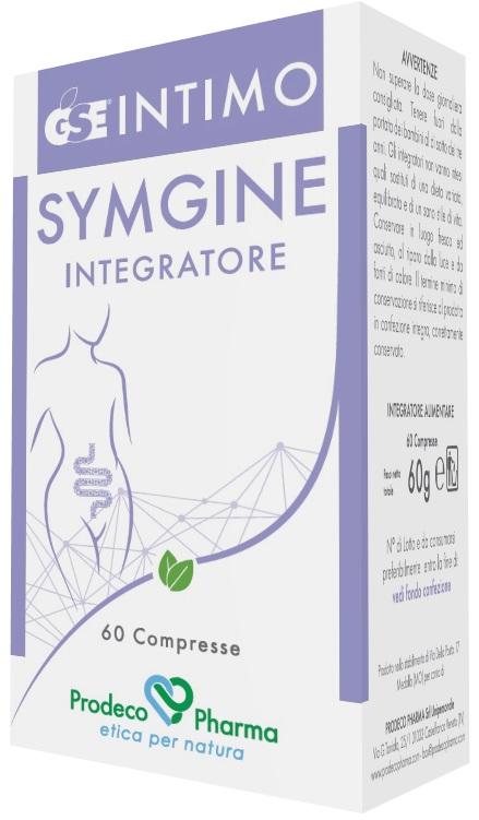 Prodeco Pharma Gse Intimo Symgine 60 Compresse