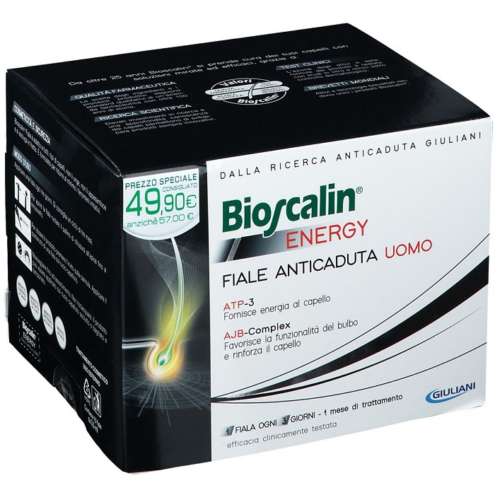 Giuliani Bioscalin Energy 10 Fiale Prezzo Speciale