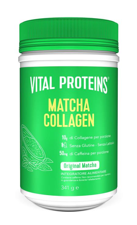 Nestle Italiana Vital Proteins Collagen Peptides Matcha 341 G