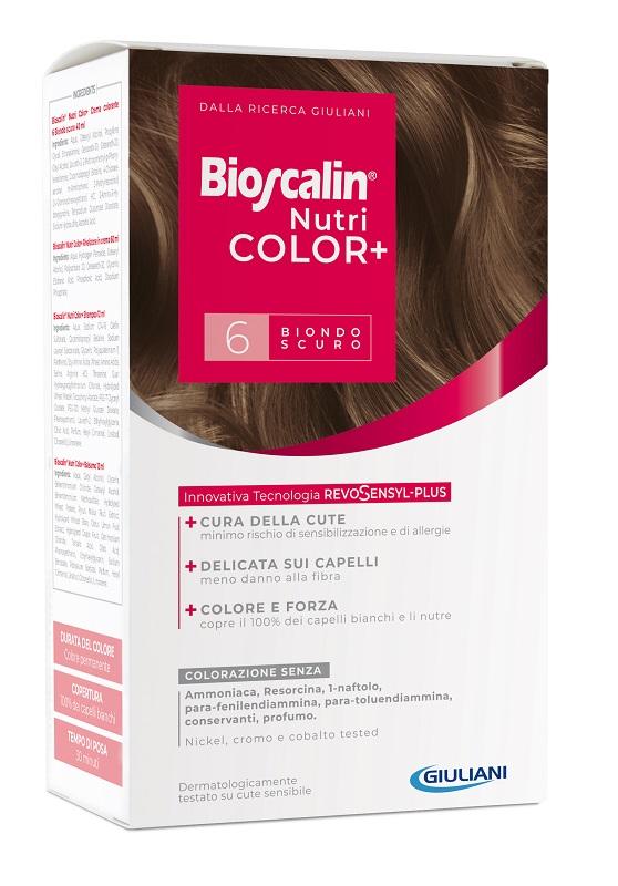 Giuliani Bioscalin Nutricol Pl 6 Bio Sc