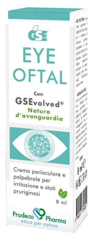 Prodeco Pharma Gse Eye Oftal Crema 8 Ml