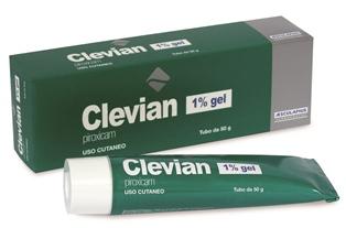 Clevian Gel 1% Gel 1 Tubo Da 50 G