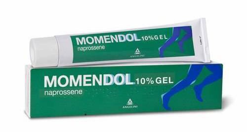 Momendol 10% Gel Tubo Da 50 G