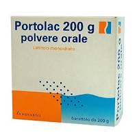 Portolac 200 G Polvere Per Soluzione Orale Barattolo