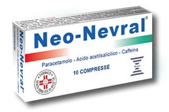 Neonevral Compresse 10 Compresse