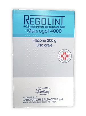 Regolint 973,6Mg/G Polvere Per Soluzione Orale