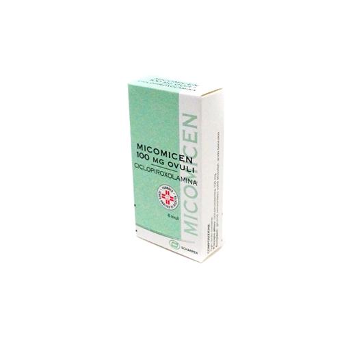 Micomicen 100 Mg Ovuli 6 Ovuli
