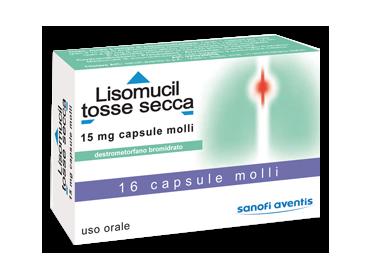 Destrometorfano Brom Zen 15 Mg Capsule Molli  16 Capsule