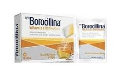Neoborocillina Inf Raf Polvere Per Soluzione Orale 10 Bustine Gusto Limone E Miele 4 G