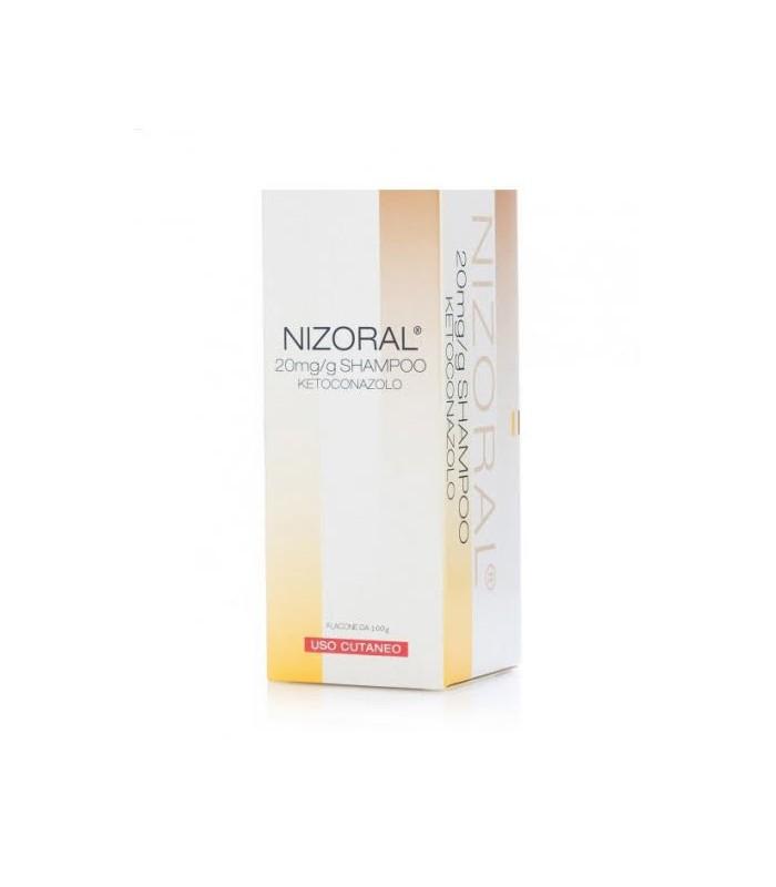 Nizoral 20Mg G Shampoo Flacone Da 100 G