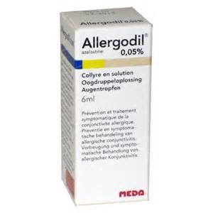 Allergodil 0,5 Mg/Ml Collirio Soluzione 1 Flacone Da 6 Ml