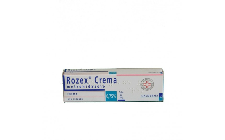 Rozex 0,75% Crema 1 Tubo Da 30 G