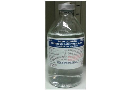 Sodio Cloruro Fki 0,9% 1 Flacone 250 Ml