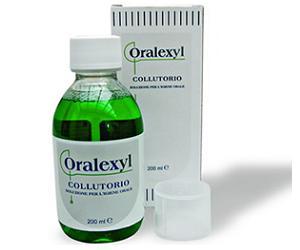 Stewart Italia Collutorio Oralexyl 200 Ml
