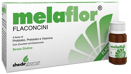 Shedir Pharma  Unipersonale Melaflor 10 Flaconcini Da 10 Ml