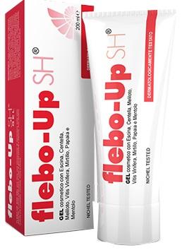 Shedir Pharma  Unipersonale Flebo-up Sh Gel 200 Ml