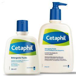 Galderma Italia Cetaphil Detergente Fluido 250 Ml