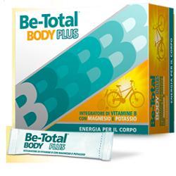 Pfizer Italia Div.consum.healt Be total Body Plus 20 Bustine