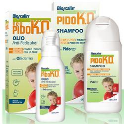 Giuliani Milice Pidoko Kit Olio Antipediculosi + Shampoo