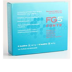 Omeopiacenza Fg5 Forte 6 Bustine