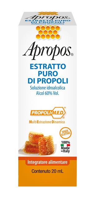 Desa Pharma Apropos Estratto Puro Propoli 20 Ml